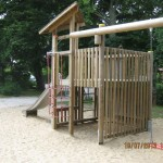 Spielplatz, AWO Kindergarten, Stettiner Str.